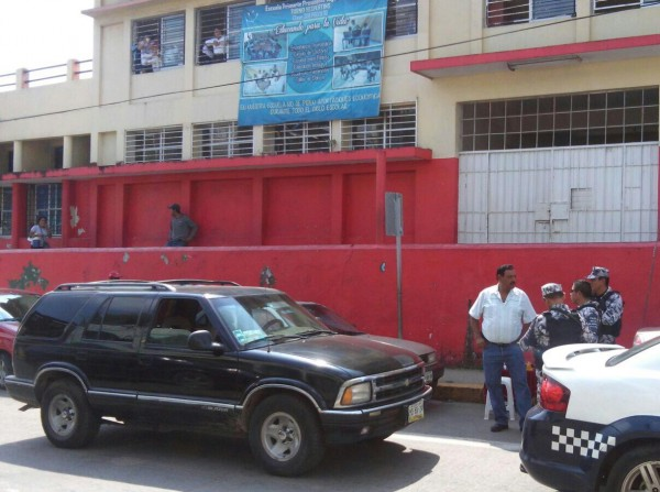 Violento asalto armado en el centro de Acayucan