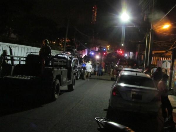 Masacre de Viernes Santo en Minatitlán; 13 ejecutados y 5 heridos, un bebé entre las víctimas