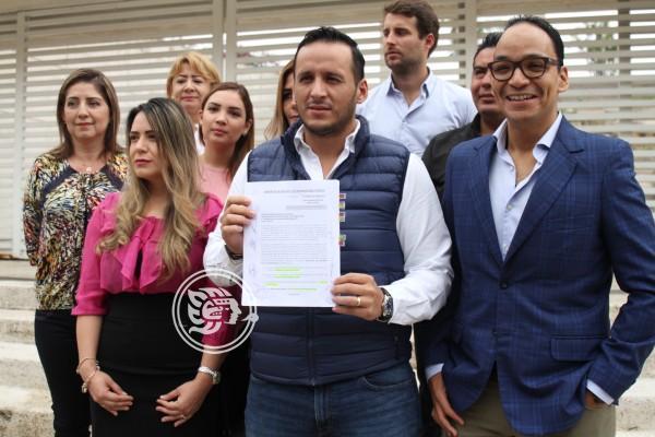Denuncia el PAN supuesta compra irregular de patrullas para Veracruz