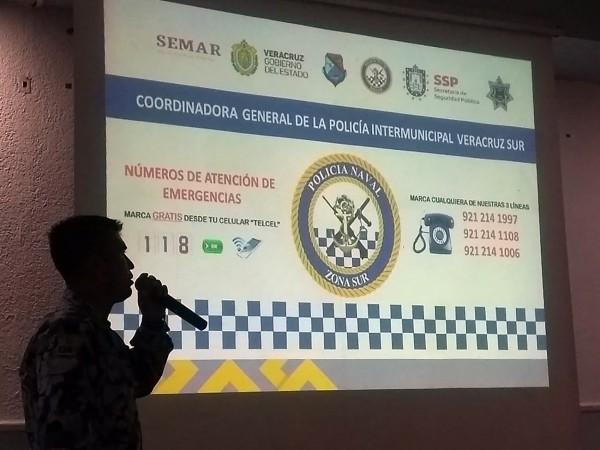 SSP previene a veracruzanos de extorsiones y secuestro virtual