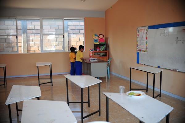 Ladrones saquean escuela al poniente de Coatzacoalcos