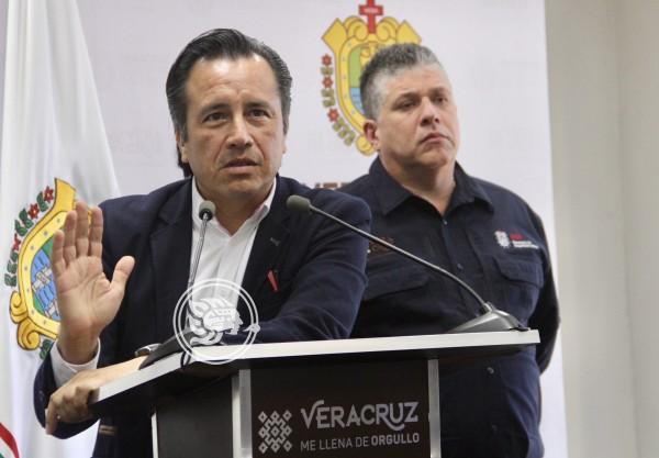 No hay guerra contra Winckler; se le exige que trabaje: Cuitláhuac