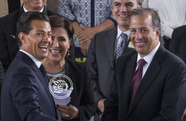 Indagarán a Peña y a Meade; Robles presentará pruebas en su contra