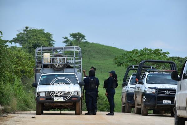 Constantes patrullajes de SSP en zona rural de Sayula
