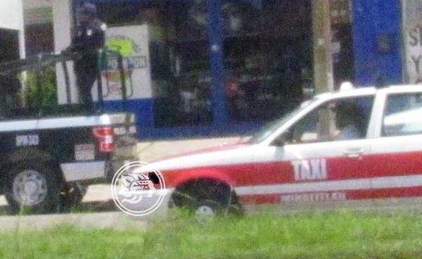 El taxista del 412 se cobró con tamales la tarifa