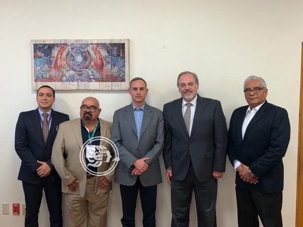 Secretaría de Salud encabeza reunión para evaluar y ajustar acciones de control del dengue
