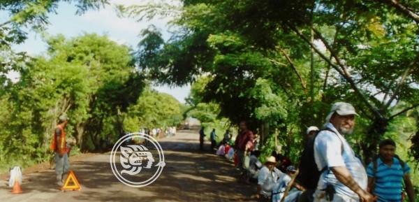 Familias serranas recibirán agua de manantial El Platanillo