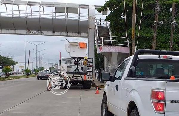 CFE mantiene operativo contra diablitos en Minatitlán
