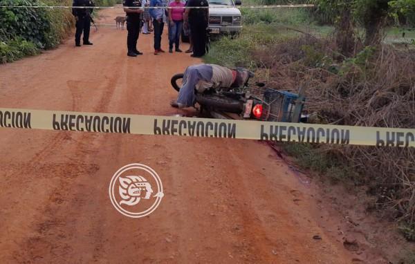 En Tlacojalpan aparece ejecutado con disparo en la cabeza