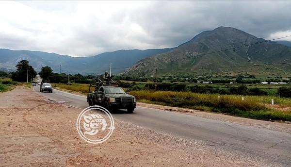 Hallan restos durante búsqueda en límites de Veracruz y Puebla