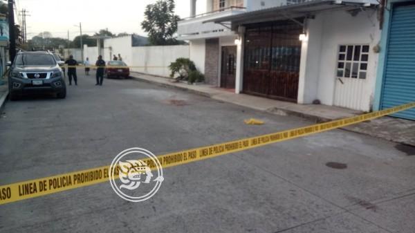 Asesinan a balazos a ingeniero en Martínez de la Torre, Veracruz