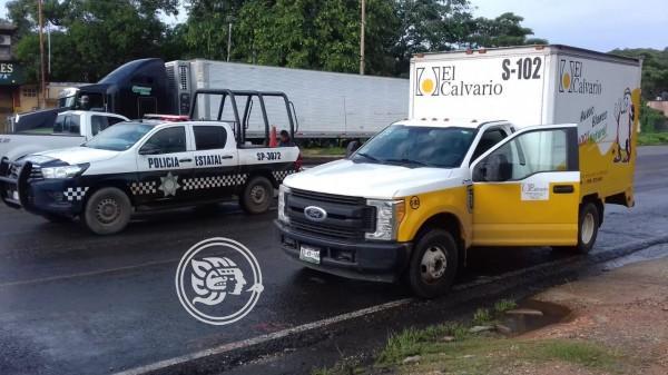 Capturan a presunto miembro de robacarros en Acayucan