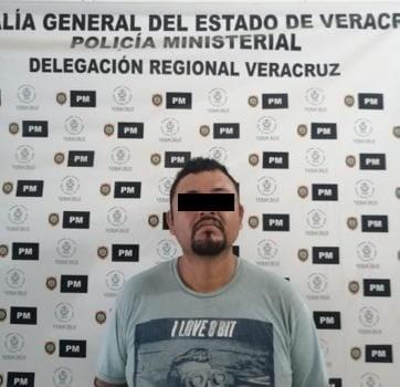 En Veracruz, policías capturan a presunto delincuente