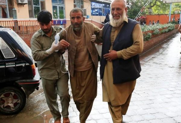 Dos explosiones dejan más de 60 muertos en Afganistán