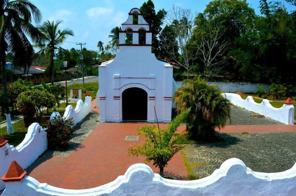 Entregarán restauraciones de la Ermita del Rosario en La Antigua