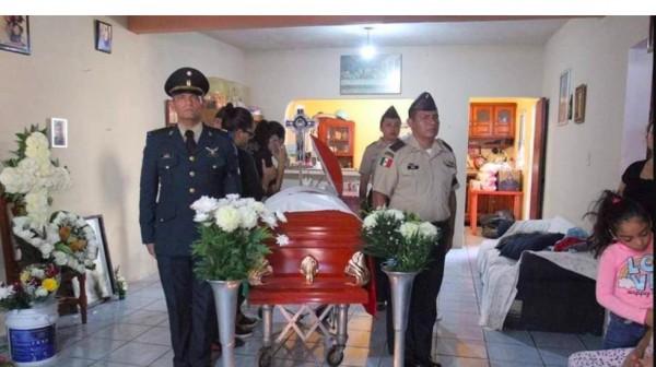 Es el trabajo que quiero, decía militar veracruzano abatido en Sinaloa