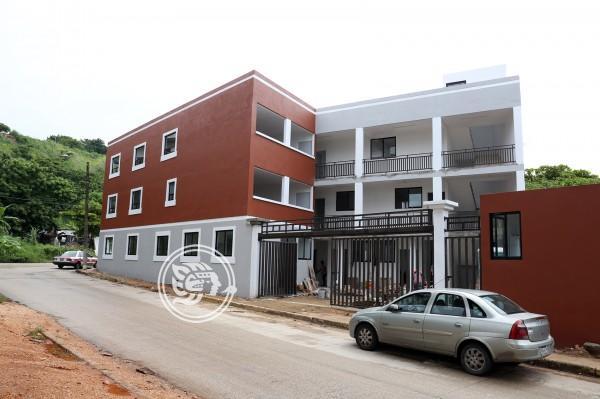 Nueva Casa del Migrante de Coatzacoalcos, a punto de ser inaugurada