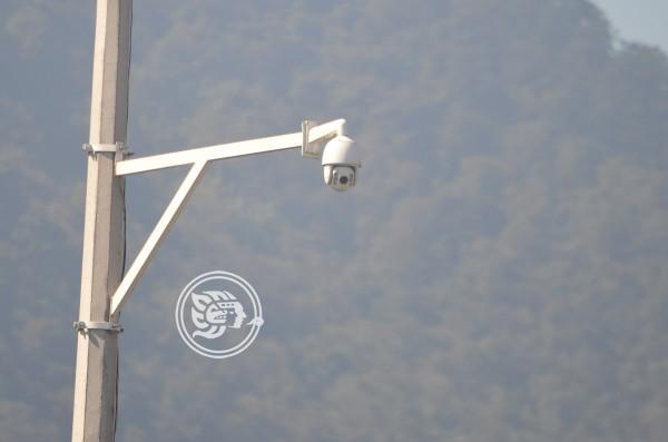 Pide IP de Poza Rica reactivar sistema de videovigilancia