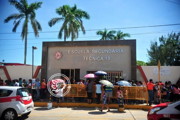 Investigan intimidaciones contra alumnos de la ETI 19