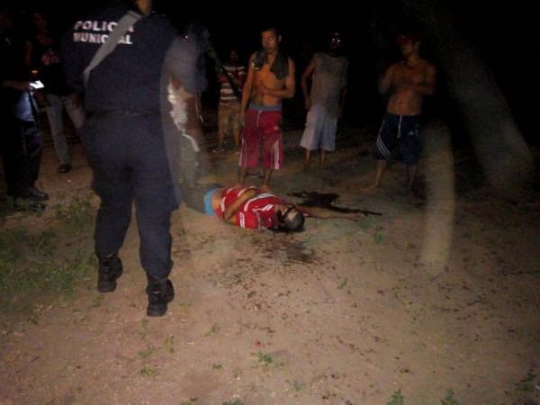 Mata a su sobrino durante riña entre ebrios en Hueyapan