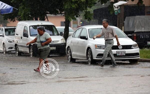 Dos frentes fríos consecutivos impactarían a Veracruz: PC