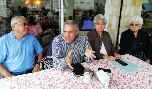 Pensionados de Orizaba amagan con movilizaciones