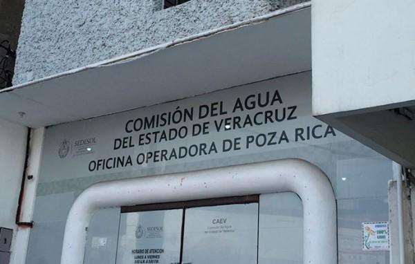 Denuncian presunto nepotismo en sindicato de CAEV Poza Rica