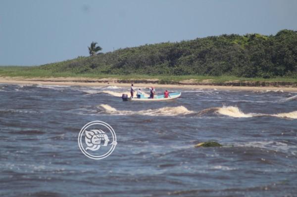 Pescadores de la barra de Tonalá reciben indemnizaciones