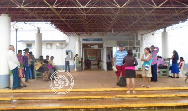 Hospital de Tonalapan, sin habitaciones para enfermos de dengue