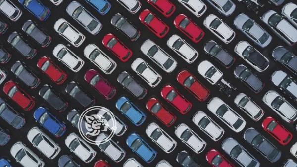 La venta de autos disminuye 8.92% en octubre
