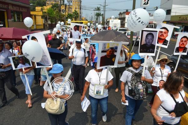 Pendientes de solución, desapariciones en el norte de Veracruz