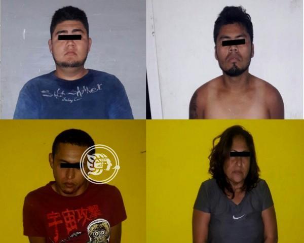 Dictan 50 años de prisión a secuestradores de Acayucan