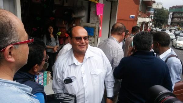 Alcalde de Actopan no fue requerido por FGE tras asesinato de reportero