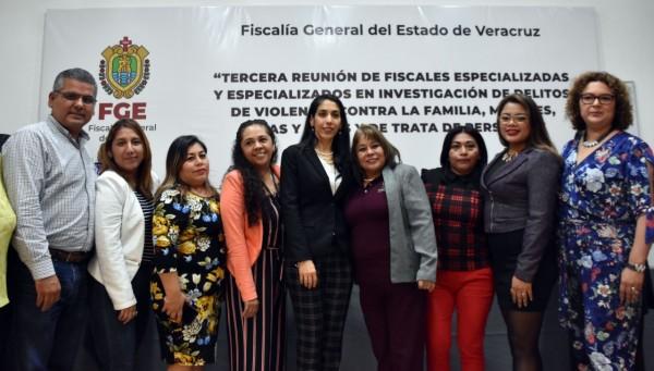 Delitos de violencia contra la familia serán investigados con eficiencia: Verónica Hernández