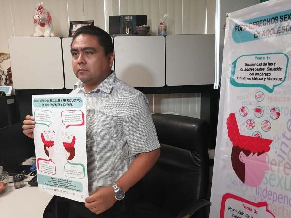 Realizarán foro 'Derechos Sexuales y Reproductivos en Adolescentes y Jóvenes'