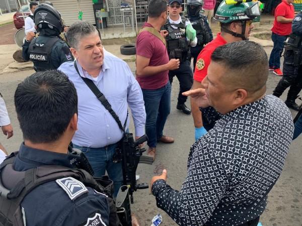 Liberan a una persona tras secuestro en Xalapa; caen delincuentes