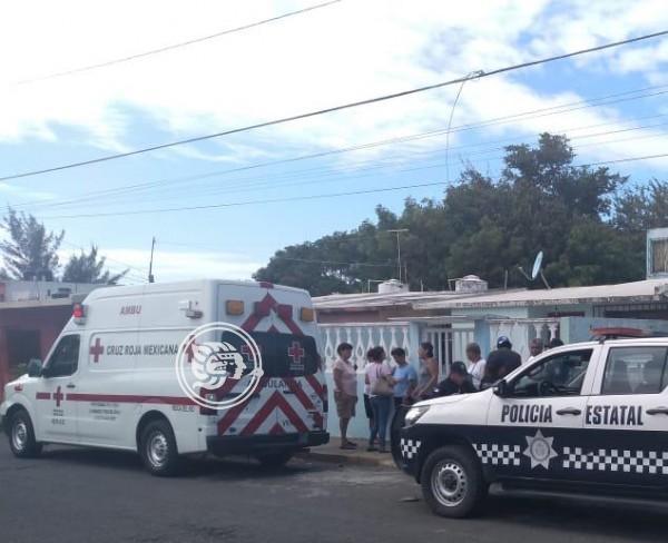 Muere joven de 21 años en Infonavit Las Brisas