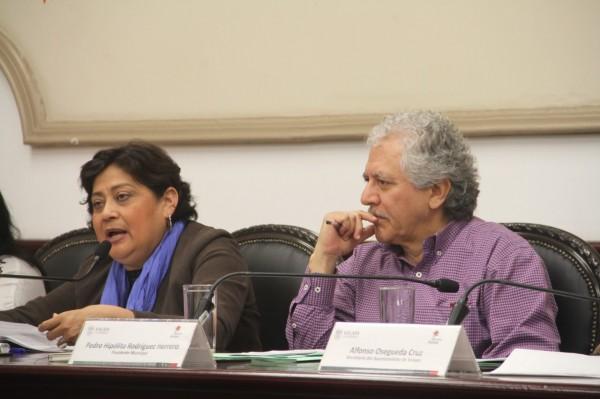 Cabildo de Xalapa aprueba programa de bacheo; aplicará más de 5 mdp