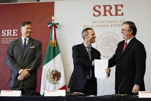 Formalizan EE. UU. y México inversión en el sureste