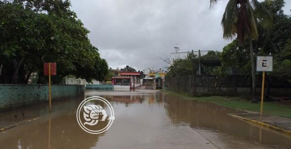 Alerta en el sur de Veracruz por intensas lluvias
