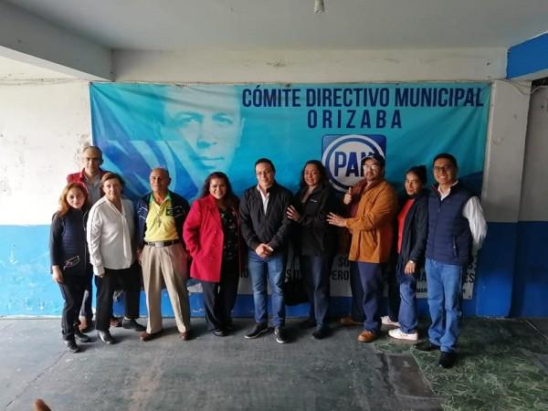 Se registran en Orizaba aspirantes a liderar Comité Directivo Municipal del PAN