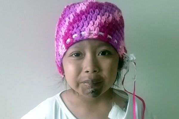 Salud de la pequeña Daniela mejora en el CECAN