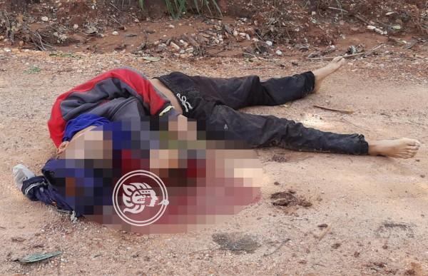 Asesinan a joven rumbo a congregación de Acayucan