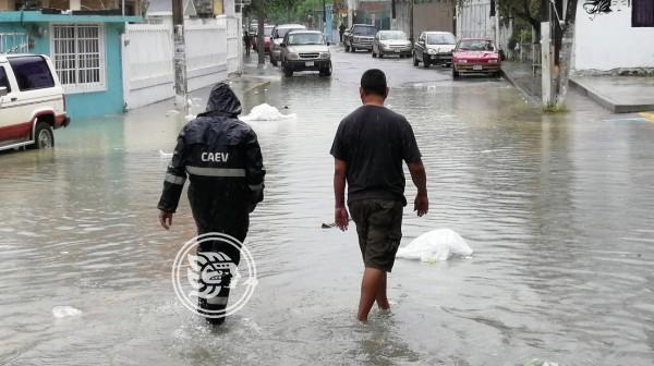 Se alista CAEV Tuxpan para lluvias e inundaciones