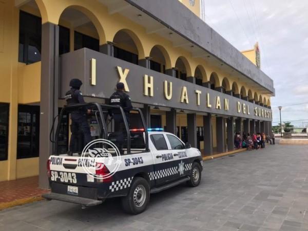 Espera Policía de Ixhuatlán resultados de evaluación