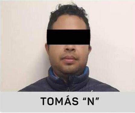 Capturan a presunto violador en Boca del Río
