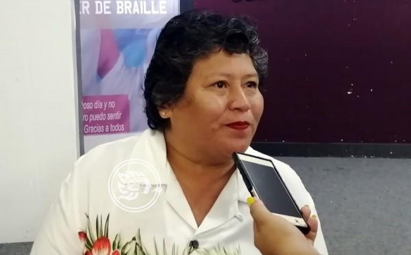 Eusebia Cortés solicita audiencia con Espacios Educativos