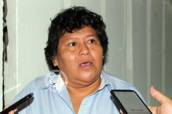 Si hubo restos humanos, que se investigue: Eusebia Cortés
