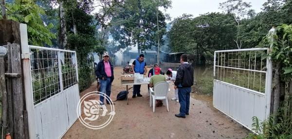 Pasa el peligro en Tonalá; río vuelve a su cauce