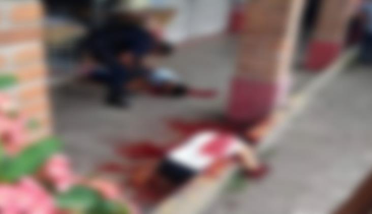 Mata a su pareja;  intenta suicidarse en zona centro de Veracruz